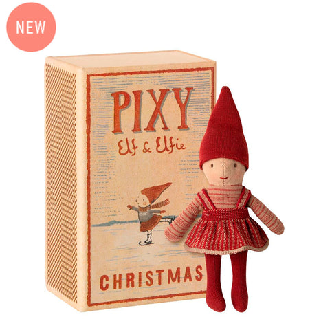 Maileg - Pixy Elfie In Box - (14 cm)