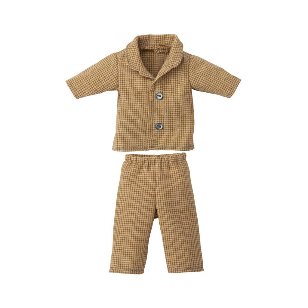 Maileg - Pyjamas til Teddy Bamse, Far - NO1shop