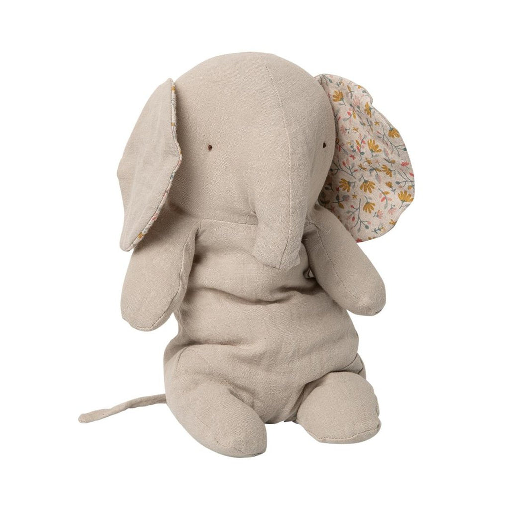 Maileg - Medium Elefant, Safari Friends (34 cm) - NO1shop