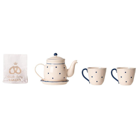 Maileg - Tea & Biscuits for to (5 cm)