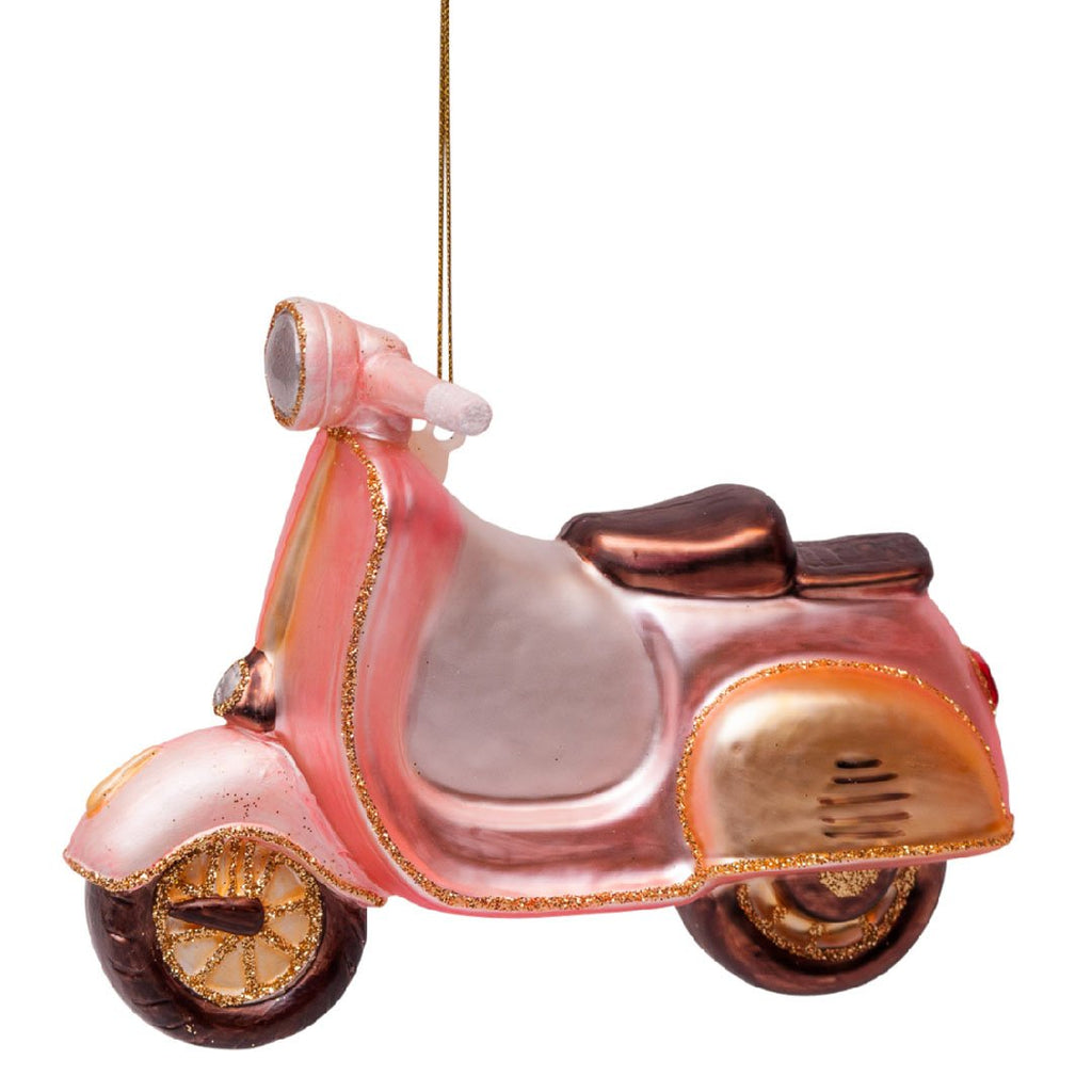 Vondels - Juleornament - Scooter - NO1shop