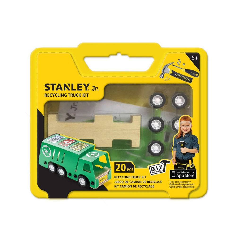 Stanley Junior - Skraldebilsæt - NO1shop
