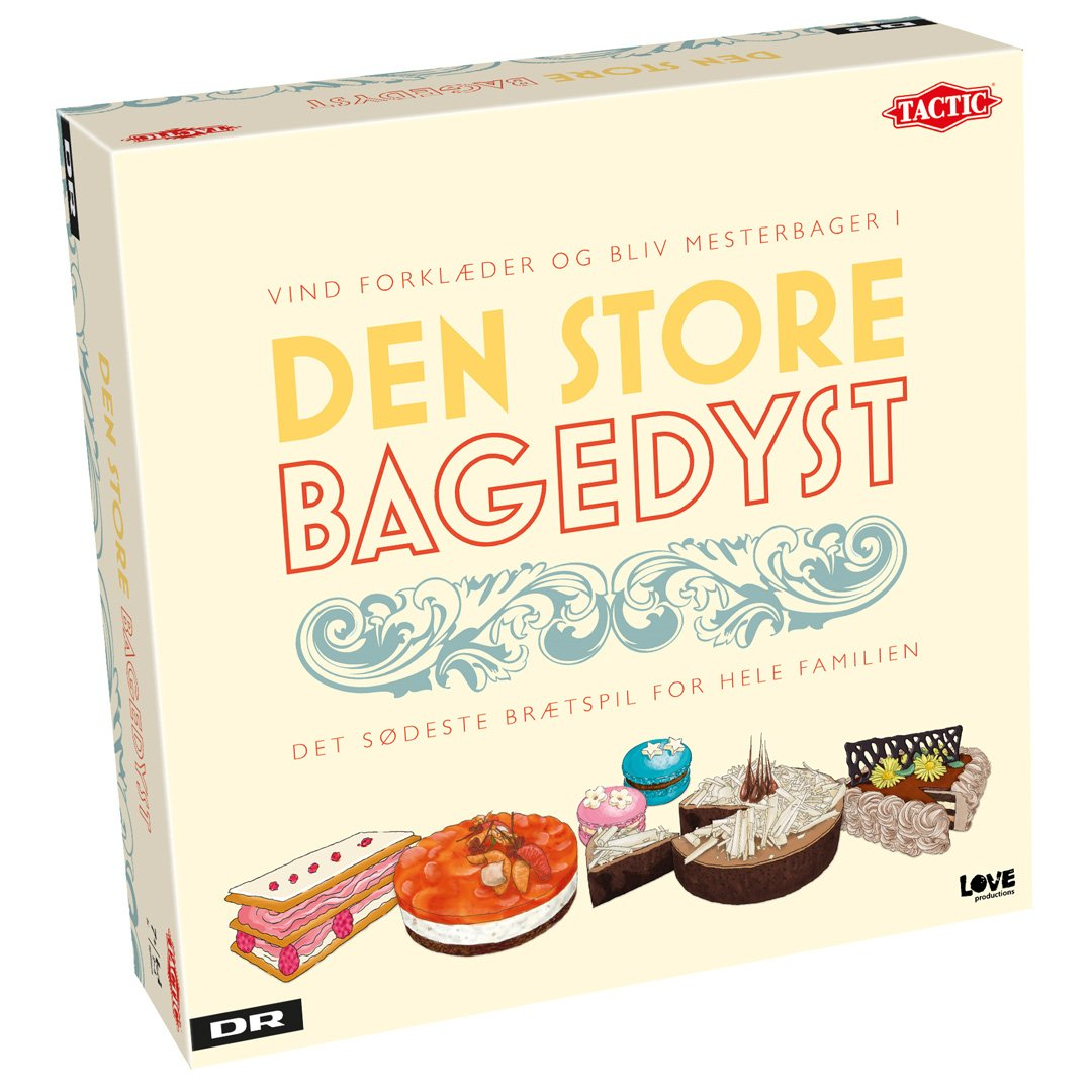 Den Store Bagedyst - NO1shop