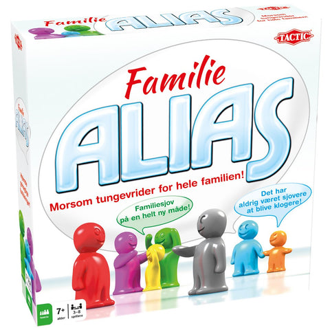 Familie Alias - NO1shop