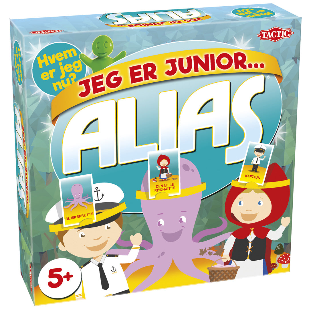 JEG ER JUNIOR... ALIAS