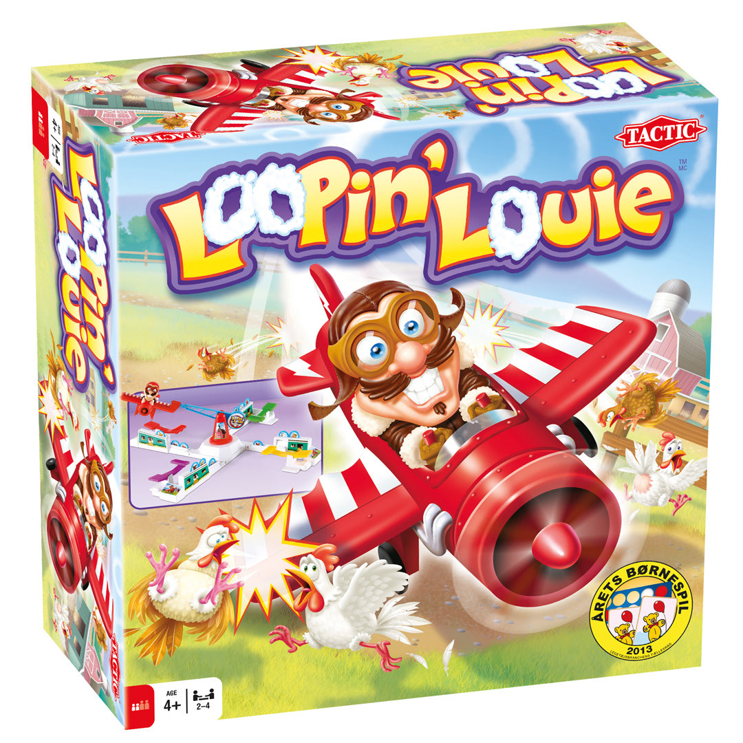 Loopin´ Louie
