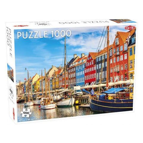 Nyhavn 1000 pcs puzzle - NO1shop