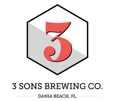 3 sons brewery logo