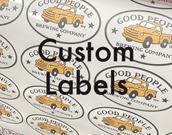 custom print labels