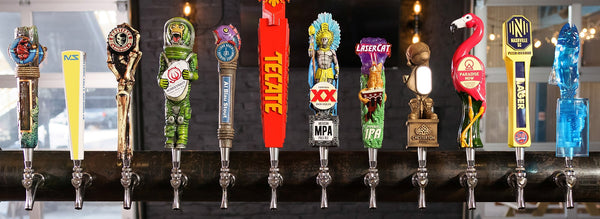 Custom Tap Handles Made in USA by Steel City Tap Co.