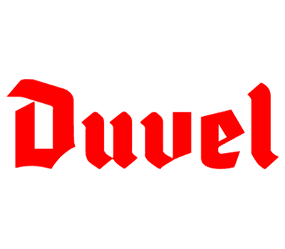Duvel Brewing red logo