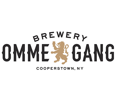 omme gang brewery logo