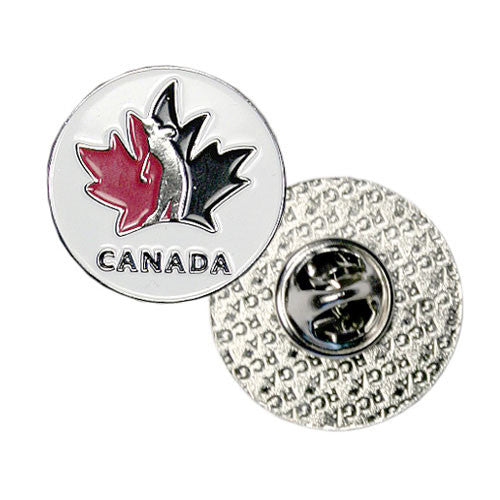 Team Canada Lapel Pin