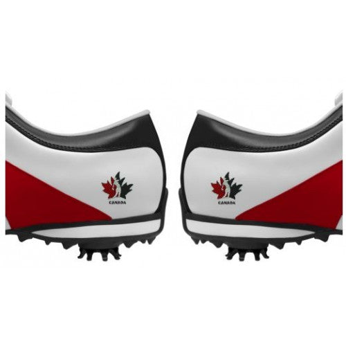 Team Canada - Ladies FootJoy LoPro Spiked Shoes