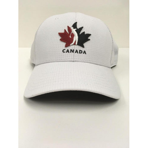 Team Canada Hat - Reed (white)