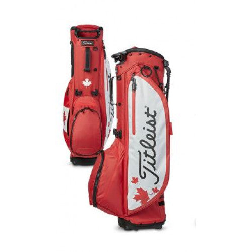 Limited Edition Canadian Collection Golf Bag