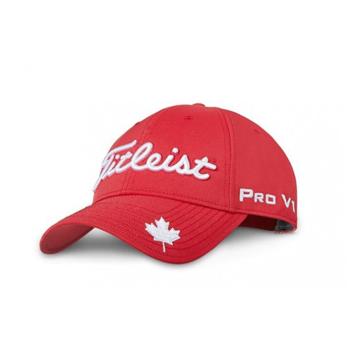 Limited Edition Canadian Collection Tour Performance Hat- Red