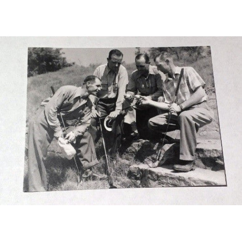 Canadian Golfing Legends Postcard