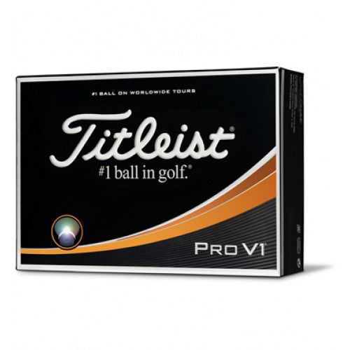 Titleist PRO V1 - WITH RBC Canadian Open logo
