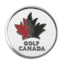 Golf Canada 125th Anniversary Coin with Removable Ball Marker