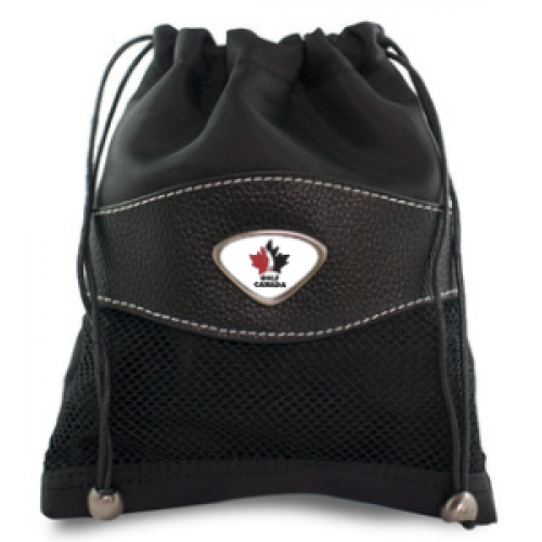 Golf Canada Valuables Bag - FREE PERSONALIZATION