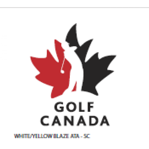 Golf Canada Levelwear Women's Polo - White