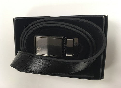 CLEARANCE - Golf Canada Belt - Black/Gunmetal