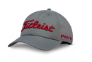 Titleist  Tour Performance Hat-  charcoal / dark red