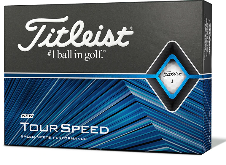 Golf Canada Titleist Tour Speed Golf Ball
