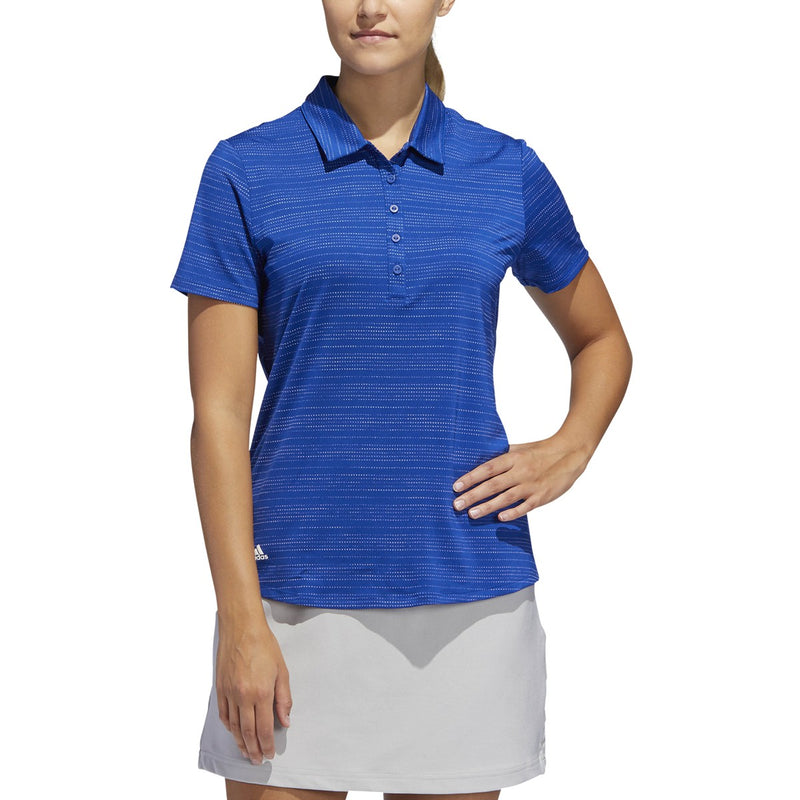Official Team Canada adidas Women's Polo – collegiate royal