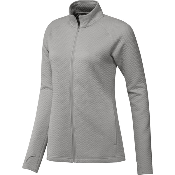 Official Team Canada adidas Women's Jacket – mgh solid grey