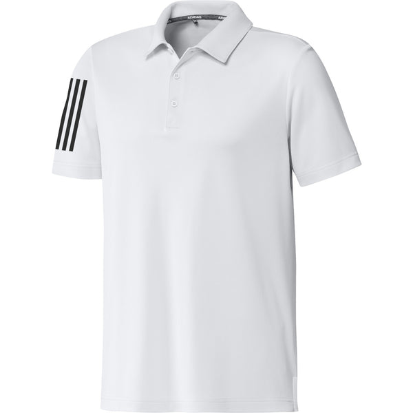 Official Team Canada adidas Men's Polo – white / black