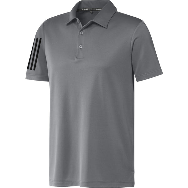 Official Team Canada adidas Men's Polo – grey heather / black