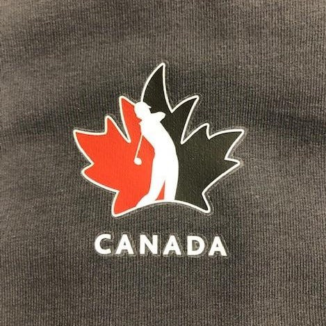 Official Team Canada adidas Men's Sweatshirt– grey five