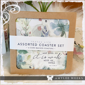 Set of Boxed Coasters - It Is Well