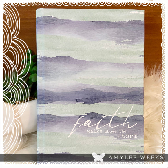 Prayer Journal - FAITH Walks Above the Storm