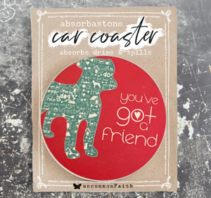 A Coaster For Your Car