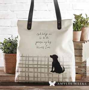 Spot On - Purrrfect Totes - Person My Dog Thinks I Am