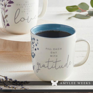 Heart and Soul Mug - Fill Each Day