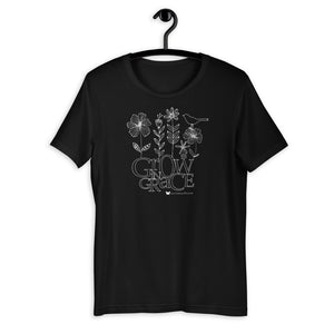 Grow in Grace tee