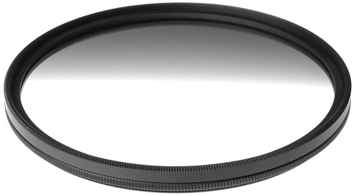 A Formatt Hitech round threaded graduated ND filter