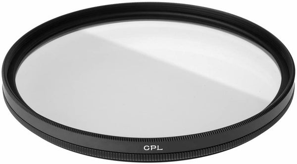 Superslim Uncoated Stackable Circular Polarizer - Formatt-Hitech USA