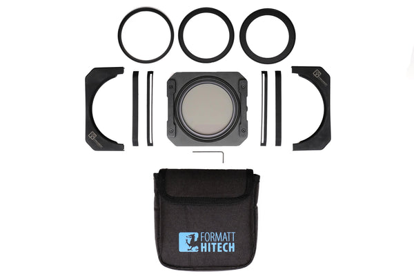 Firecrest 100mm Holder Kit - Formatt Hitech USA