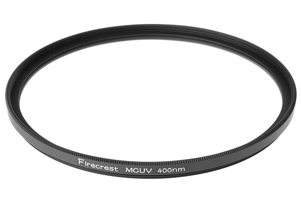 Firecrest Superslim UV 400nm Filter (39mm, 49mm, 52mm, 62mm) - Formatt-Hitech USA