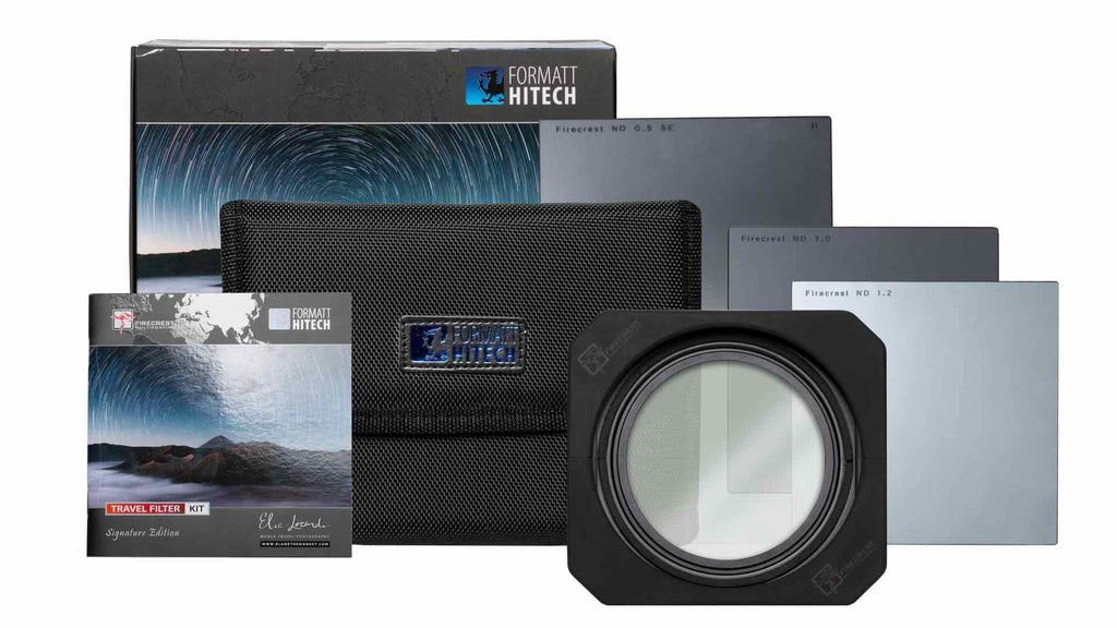 Firecrest Elia Locardi Signature Edition 100mm Travel Kit - Formatt-Hitech USA