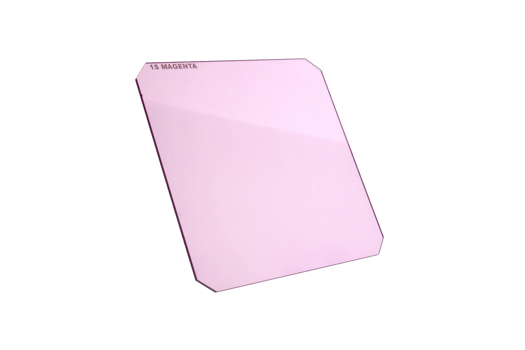 "Formatt Hitech 85x85mm (3.35""x3.35"") Magenta Color Correction 5 Filter Kit - Formatt-Hitech USA"