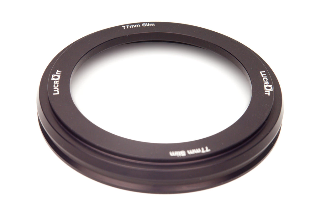 Slim Adapter Ring for LucrOit Filter Holder - Formatt-Hitech USA