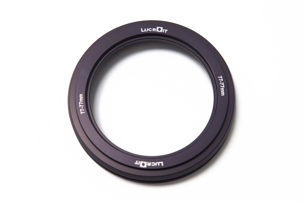 Step-Up Ring for LucrOit Filter Holder - Formatt-Hitech USA