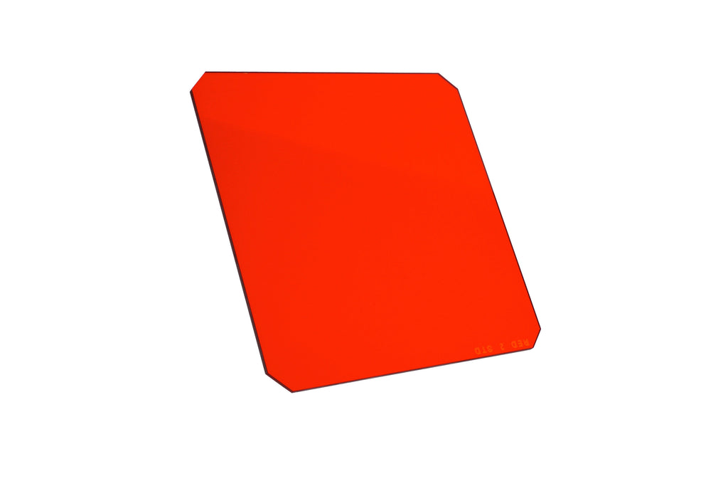 "Formatt Hitech 165x165mm (6.5""x6.5"") Red 2 - Formatt-Hitech USA"