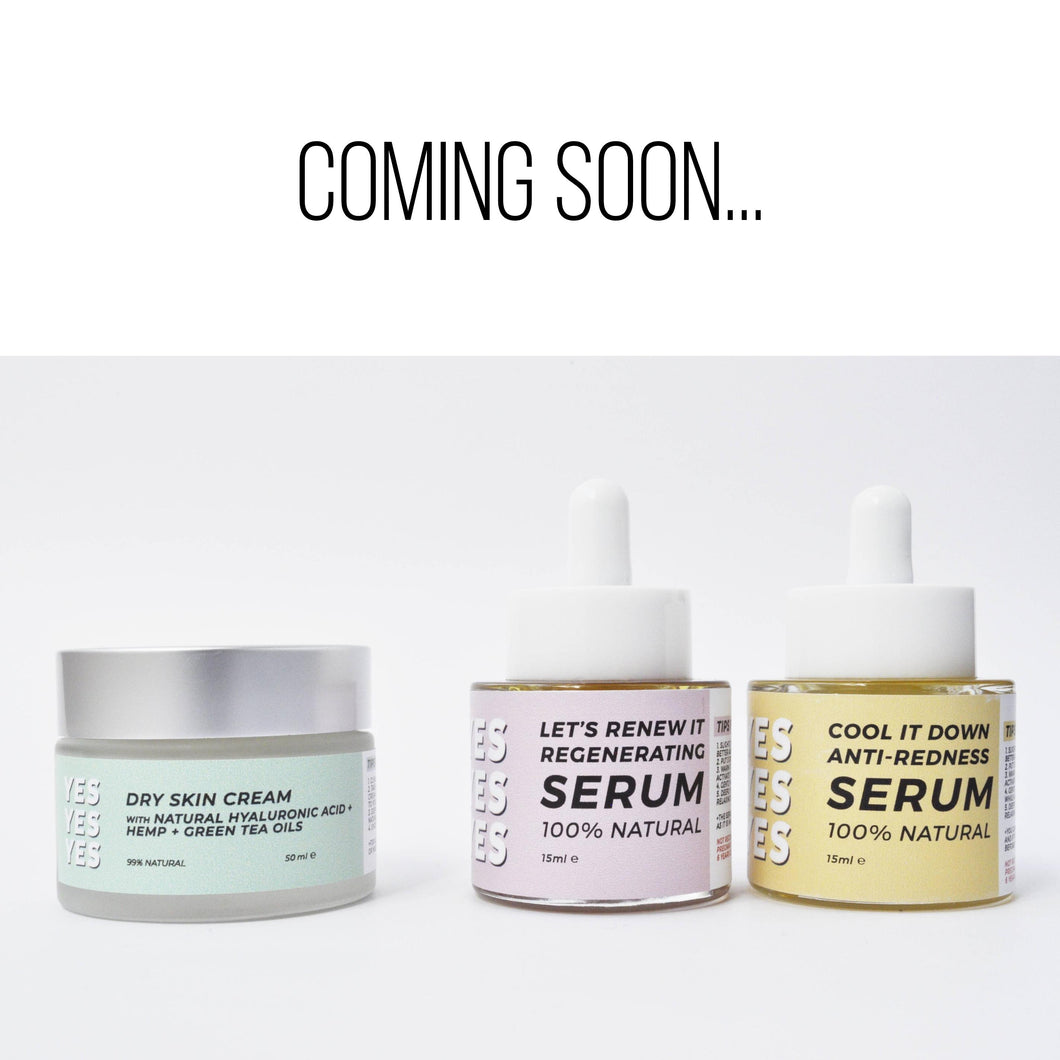 Pack YY: 1 Cream + 2 Serums